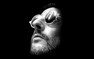 Jean Reno Close-up wallpapers and stock photos