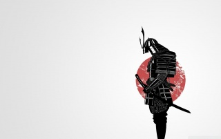 Samurai Artwork wallpapers and stock photos
