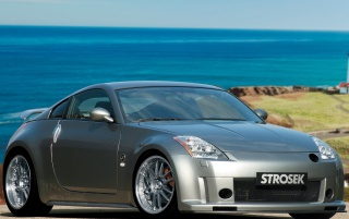 Strosek Nissan 350Z wallpapers and stock photos