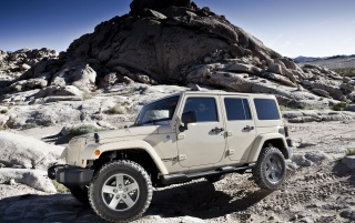 Jeep Wrangler wallpapers and stock photos