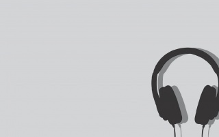 Random: Headphones Illustration
