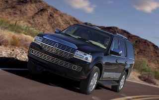 Lincoln Navigator wallpapers and stock photos
