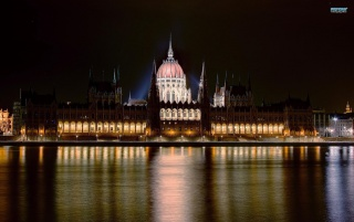 Hungarian Parliament wallpapers and stock photos