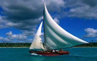 Sail Boat wallpapers and stock photos