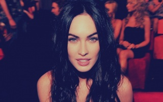 Megan Fox Close-up wallpapers and stock photos