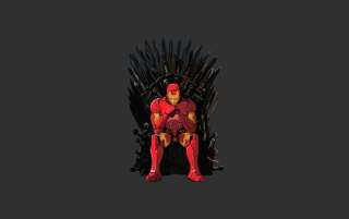 Random: Iron Man Game of Thrones Mashup