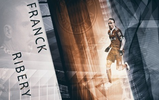 Franck Ribery wallpapers and stock photos