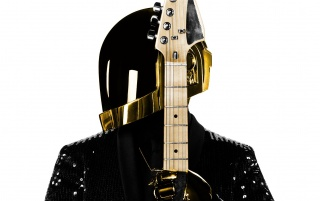 Daft Punk Guitars wallpapers and stock photos