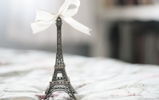 Eifel Tower Figurine wallpapers and stock photos