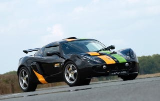 Lotus Exige 2006 wallpapers and stock photos
