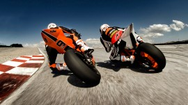 KTM Bikes Racing wallpapers and stock photos