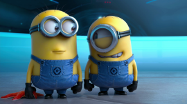 Despicable Me 2 Charaktere wallpapers and stock photos