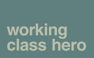 Working Class Hero wallpapers and stock photos