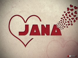 JANA wallpapers and stock photos