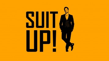 Suit Up wallpapers and stock photos