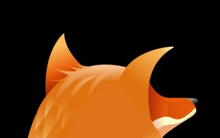 FireFox Illustration wallpapers and stock photos