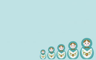 Russian Dolls wallpapers and stock photos