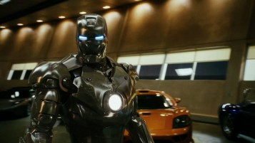 Random: Iron Man Mark II