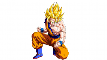 Son Goku Dragon Ball Z wallpapers and stock photos