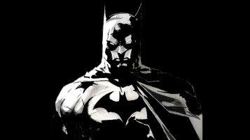 Next: Batman Artwork