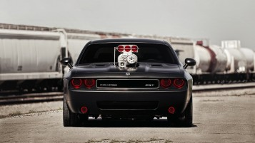 Dodge Challenger SRT wallpapers and stock photos