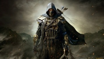 The Elder Scrolls Online Warrior wallpapers and stock photos