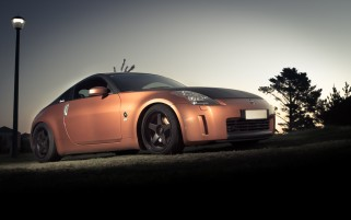 350z wallpapers and stock photos