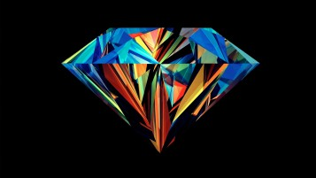 Coloured Diamond wallpapers and stock photos