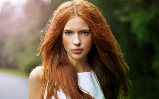 Redhead magnífico wallpapers and stock photos