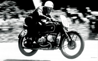 Old Style BMW Motorbike Race wallpapers and stock photos