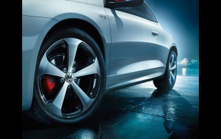 2012 Volkswagen Scirocco GTS Felgen wallpapers and stock photos