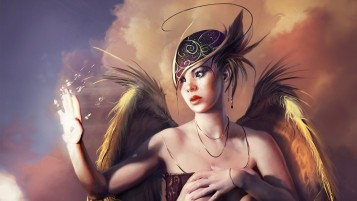 Fairy Fantasy Art wallpapers and stock photos