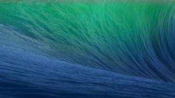 OS X Mavericks Wave wallpapers and stock photos