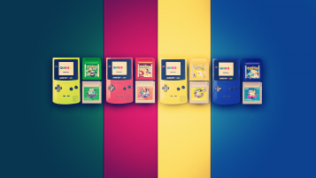 Colourful Gameboys wallpapers and stock photos