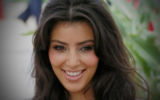 Kim Kardashian Close-up wallpapers and stock photos
