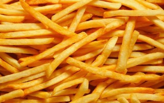 French potatoes fries wallpapers and stock photos