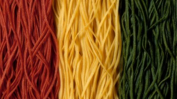 Previous: Red yellow green spaghetti