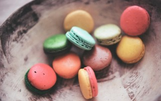 Macarons wallpapers and stock photos