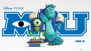 Monsters University wallpapers and stock photos