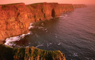 Cliffs of Moher wallpapers and stock photos