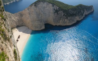 Zakinthos Beach wallpapers and stock photos