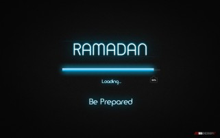 Ramadan Loading... wallpapers and stock photos