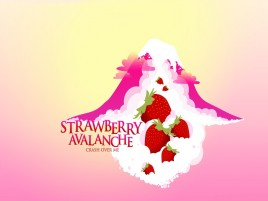Strawberry Avalanche wallpapers and stock photos