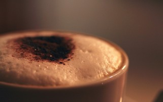Cappuccino Foam wallpapers and stock photos