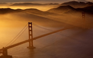 Golden Gate Bridge wallpapers and stock photos