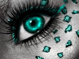 Green Eye wallpapers and stock photos