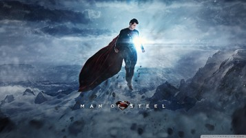 Random: Man of Steel