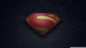 Random: Man of Steel Logo