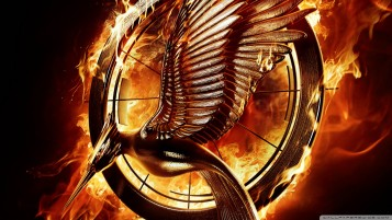 Random: The Hunger Games Catching Fire Mockingbird Pin