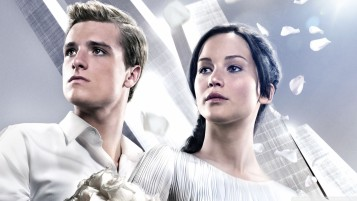 The Hunger Games Catching Fire Victory Tour wallpapers and stock photos